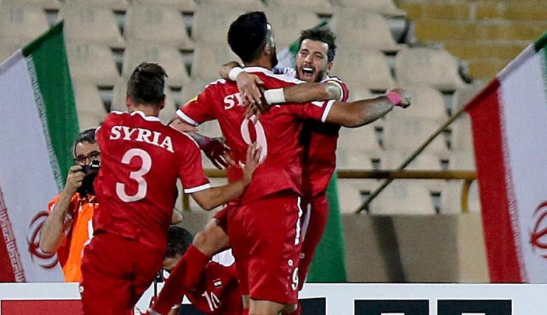 Geliat Sepakbola Suriah di Tengah Kecamuk Perang