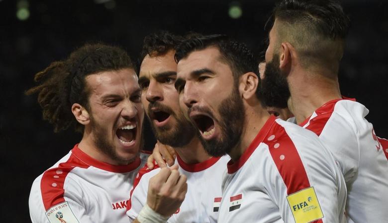 Perjuangan Berat Suriah di Babak Kualifikasi Piala Dunia 2018