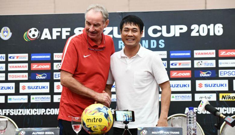 Riedl dan Huu Thang Tak Pikirkan Adu Penalti
