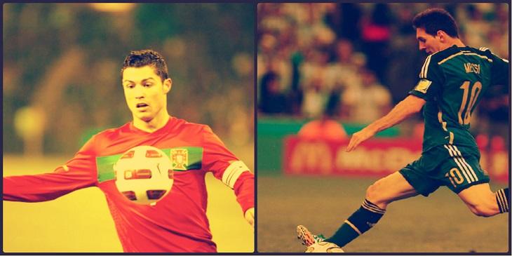 Yang Fana adalah Messi, Ronaldo Abadi