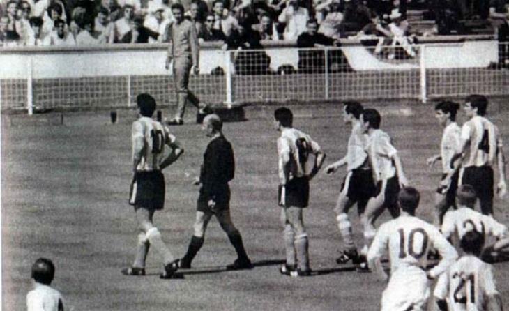 Awal Mula Rivalitas Inggris dan Argentina
