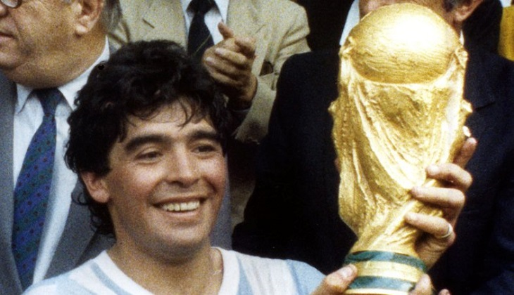 The Hand of Dog: Paradoks Diego Maradona
