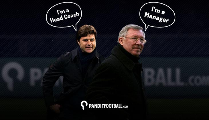 Perbedaan Manajer dan Kepala Pelatih di Sepakbola