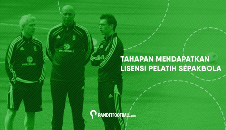 Cara dan Tahapan Mendapatkan Lisensi Pelatih Sepakbola di Indonesia