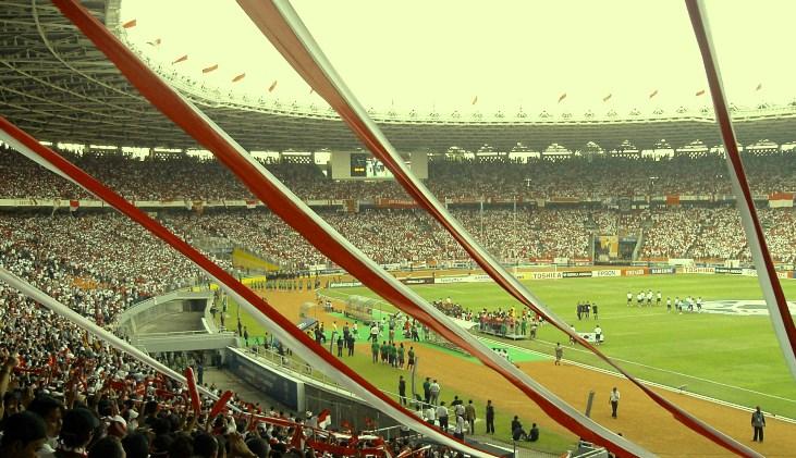 Kisah Frans Jo, Sang Pencetak Gol Pertama di Stadion Gelora Bung Karno