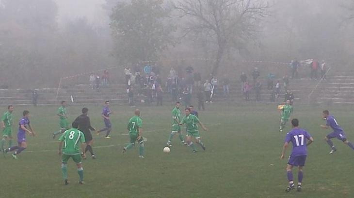 Ketika Pertandingan Sepakbola Hanya Berjalan Empat Menit