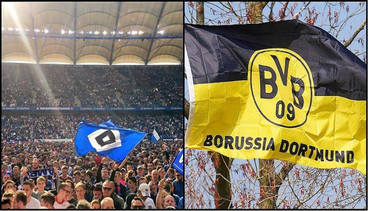 Lolosnya Hamburg dan Dortmund Menuju Dua Tempat Berbeda