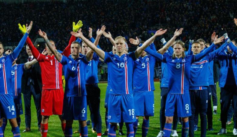 Debut di Piala Dunia, Prestasi Menanjak Islandia