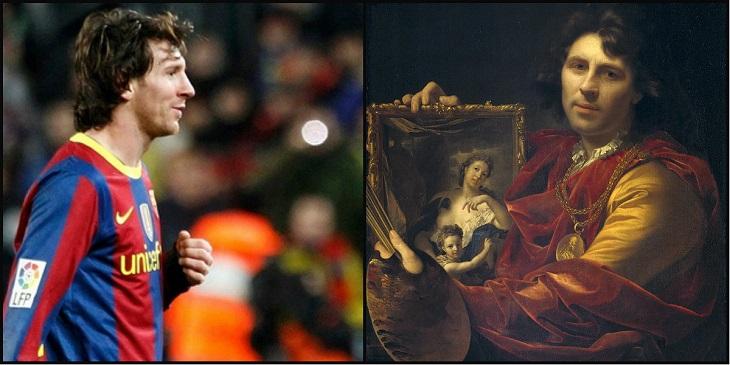 Messi Punya Leluhur di Belanda (?)
