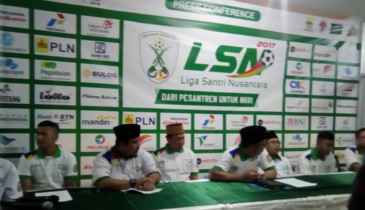 Liga Santri Nusantara, Ajang Membentuk Pemain dan Pribadi Berkarakter