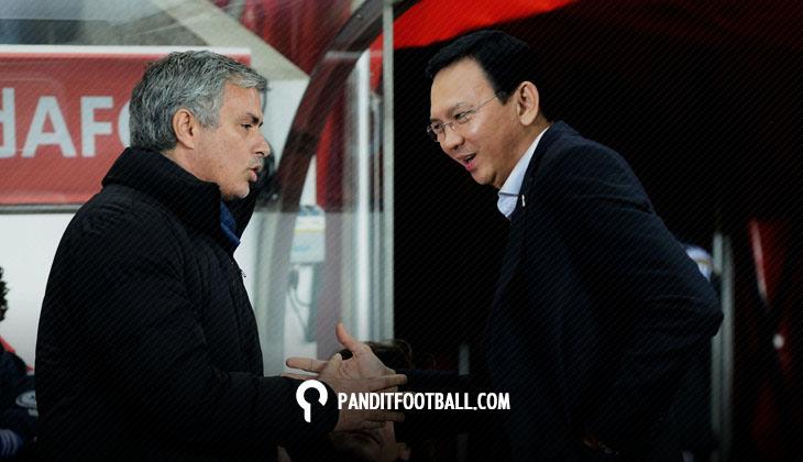 Ahok Adalah Mourinho