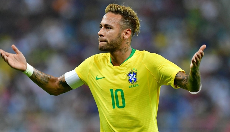 Neymar Lampaui Pele