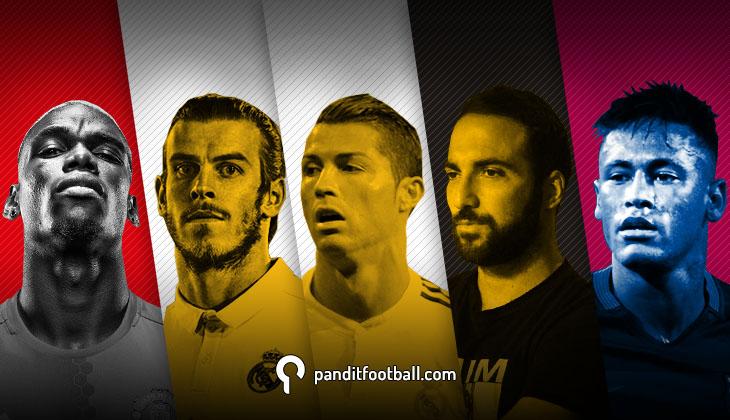 Daftar Rekor Transfer Pemain Sepakbola Termahal Dunia