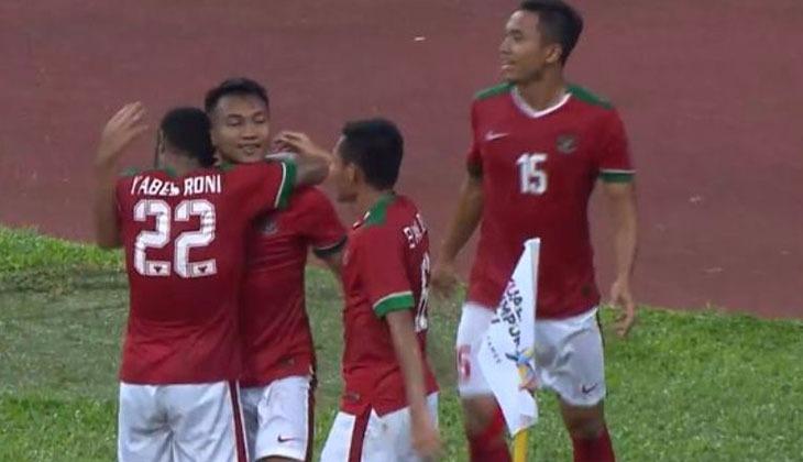 Pressing Indonesia Buat Filipina Tak Berdaya