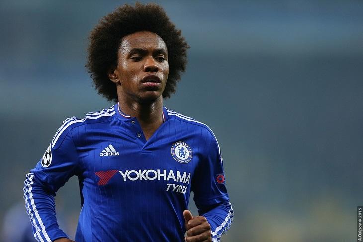Willian yang Siap Lebih Bersinar Lagi bersama Chelsea