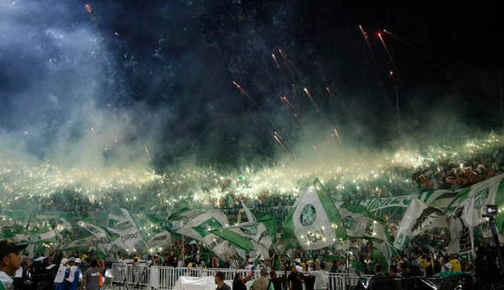 Perayaan Kemenangan Final Copa Libertadores 2016 yang Mengerikan
