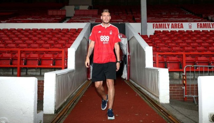 Hadapi Nottingham Forest, Arsenal Akan Berjumpa dengan Bendtner