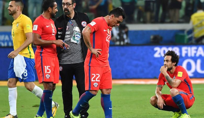 Para Pemain Mabuk Saat Latihan, Penyebab Cile Gagal ke Piala Dunia