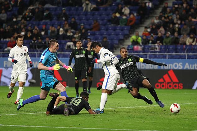 Kashima Antlers Mencetak Sejarah pada Piala Dunia Antarklub FIFA 2016