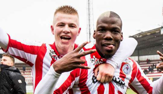 Mathias Pogba Putus Catatan 10 Kemenangan Beruntun Feyenoord