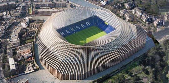 Wali Kota London Setujui Pembangunan The New Stamford Bridge