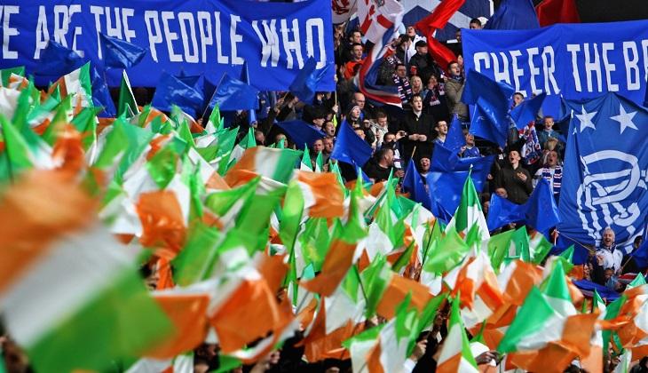 Meski Rusak Fasilitas Celtic Park, Pendukung Rangers Dipuji Kepolisian Glasgow