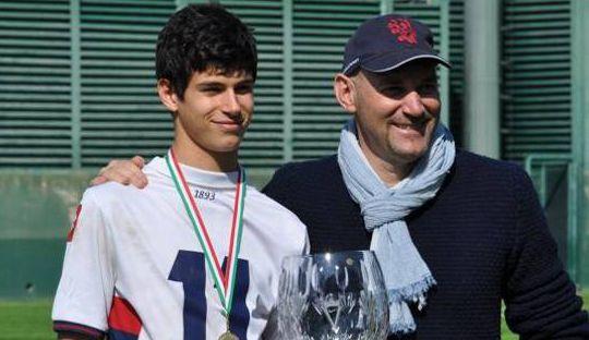 Pietro Pellegri Samai Rekor Pemain Paling Muda Dalam Sejarah Serie-A