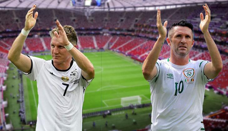 Berakhirnya Masa Bakti Schweinsteiger dan Keane untuk Timnas