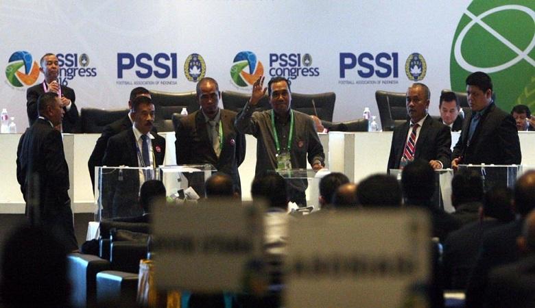 Agenda Lengkap Kongres Pertama PSSI di Tahun 2017