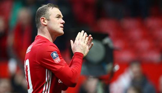 MU Kembali Menang, Rooney Samai Pencapaian Bobby Charlton