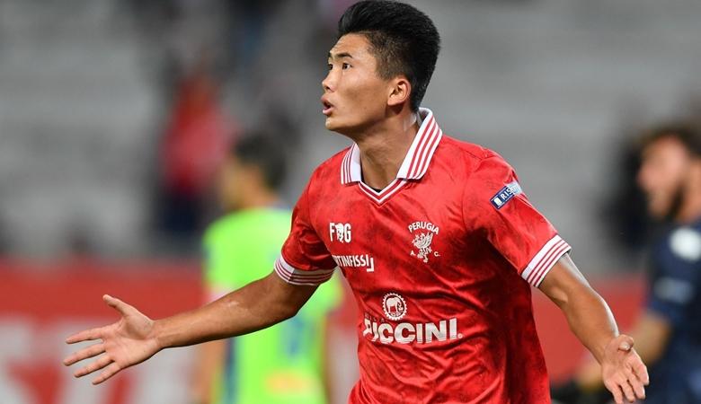 Juventus Inginkan Penyerang Muda Korea Utara