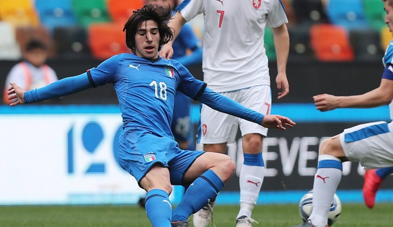 Mengenal Sandro Tonali, The Next Pirlo