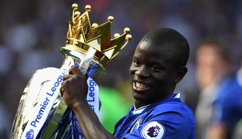 Sarri Ingin Hazard Susul Kante Perpanjang Kontrak di Chelsea
