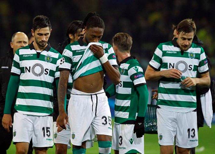 Ramai-ramai Meninggalkan Sporting Lisbon