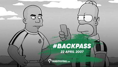 Pesepakbola Pertama dalam The Simpsons