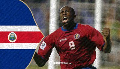 Legenda Kosta Rika, dari Piala Dunia ke Piala Dunia