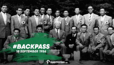 Juara Asia Pertama
