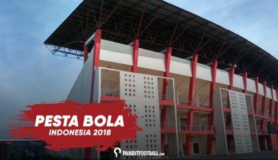 Kandang Bersama Bernama Stadion Sultan Agung