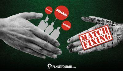 Bagaimana Cara Mafia Menjalankan Match-Fixing?