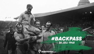 Gunnar Nordahl dan Ratusan Gol Olimpiade 1948