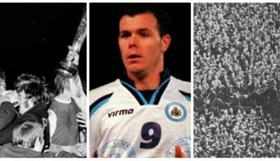 (28 April) Kemenangan Bersejarah San Marino di Wembley, Arsenal Raih Trofi Eropa