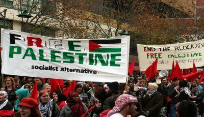 Kebebasan Palestina Sebagai Perlawanan Green Brigade Kepada UEFA