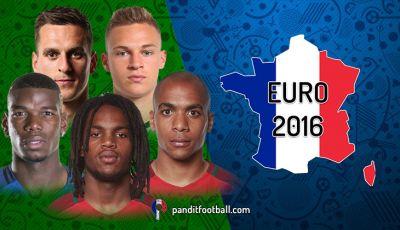 Lima Pemuda yang Mencuri Perhatian di Piala Eropa 2016