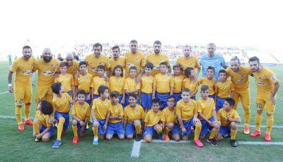 Menjadi Suporter Qarabag dan APOEL untuk Sekejap Saja