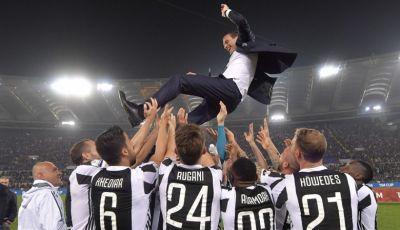 Superioritas Juventus bersama Allegri