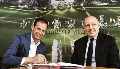 Massimilliano Allegri Layak Masuk Buku Sejarah Juventus