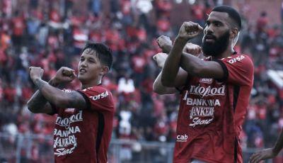 Perayaan Gol yang Unik dari Para Penggawa Bali United