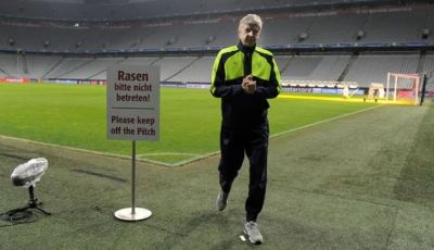 Ilmu Psikologi Menunjukkan Jika Wenger Akan Bertahan