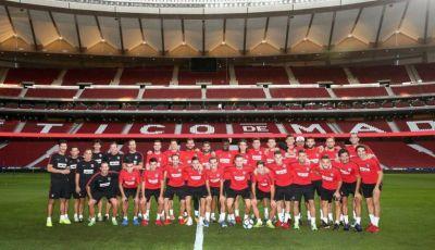 Estadio Wanda Metropolitano Belum Terlalu Bersahabat bagi Atletico Madrid