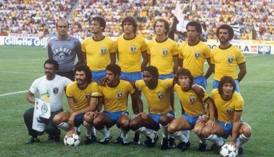 Mengenang Class of `82 Timnas Brasil